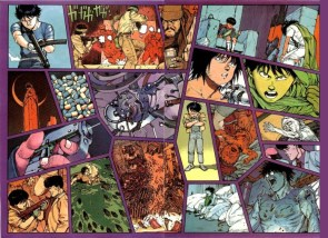 Akira collage