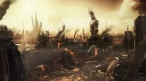 Galactus in ruins