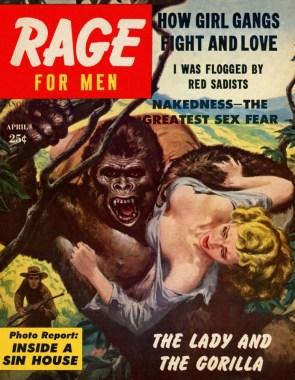 RAGE for men