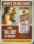 vintage beer advertisement