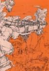 """OTOMO KATSUHIRO  """"AKIRA CLUB"""" Art"""