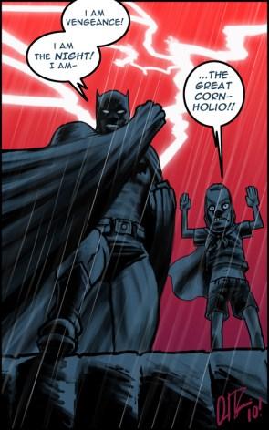 Batman's new sidekick