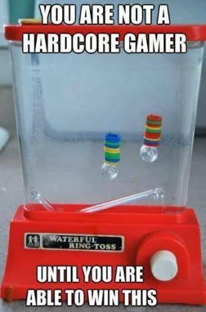 Old School Gaming