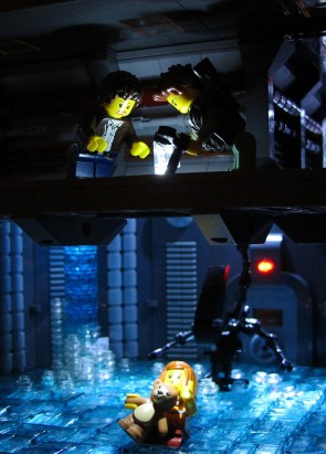 Lego Aliens