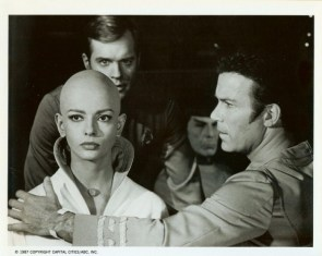Vintage Star Trek: The Motion Picture Promo Photograph