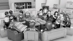 Lego Star Wars: Episode VII Cast