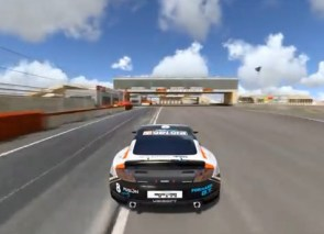 3D Car LineRider