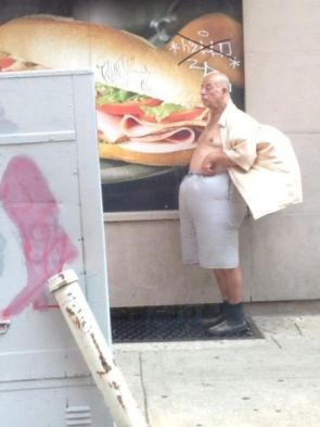 Sandwich Grandpa