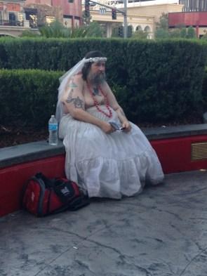 """( not so ) """"Beautiful"""" bride"""