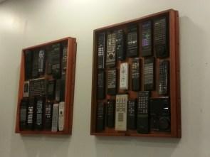 museum remotes