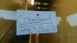 coward card