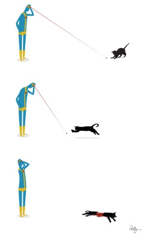 Cyclops' Cat