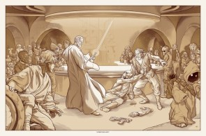 Star Wars: A Wretched Hive