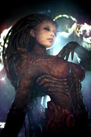 The queen of blades 2
