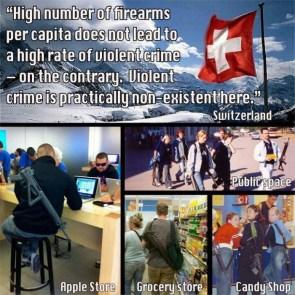 Swiss Guns