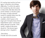 David Karp, Creator of Tumblr