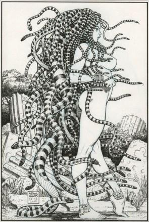 medusa by art adams