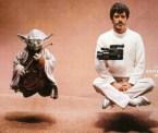 Yoda and Lucas