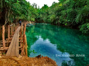 The Enchanted River