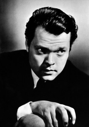 Orson Welles. May 6th 1915 – Oct 10th 1985