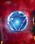 Iron Man's iron heart