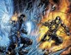 Scorpion vs Sub-Zero
