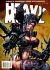 Heavy Metal warrior babe
