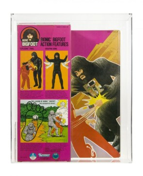 1977 Kenner SIX MILLION DOLLAR MAN Bionic Bigfoot