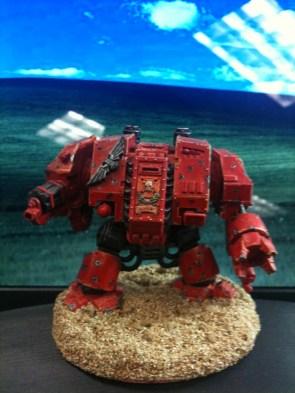 warhammer 40k Dreadnought