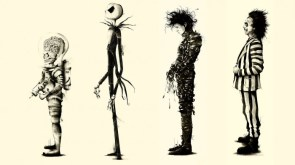 Tim Burton lineup