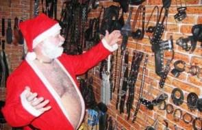 Dirty Santa Claus