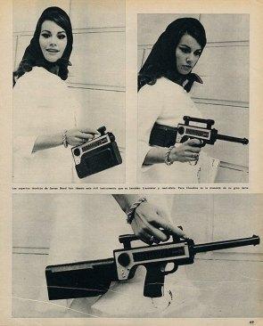 Radio gun