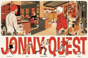 Mondo's Jonny Quest