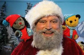 Santa's Alive!