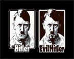 Hitler vs Evil Hitler