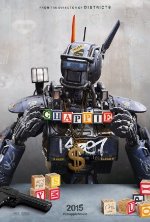 Chappie – Trailer 2.  With guns!