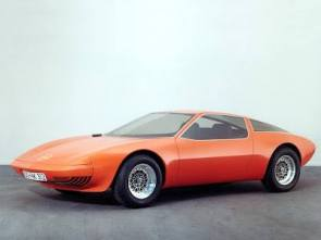 1975 Opel GT Pantera Fighter