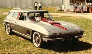1967 Corvette Wagon