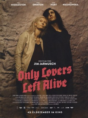 Only Lovers Lefts Alive