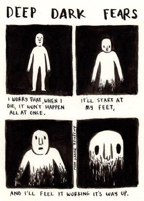 Deep Dark Fear