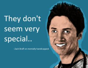 Zach Braff Quote