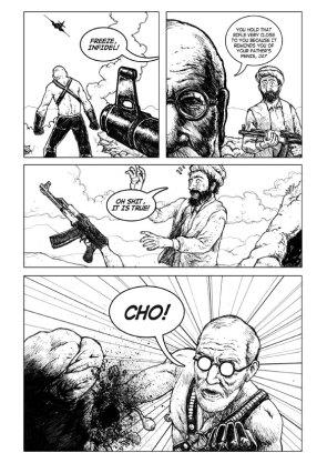 Badass Freud