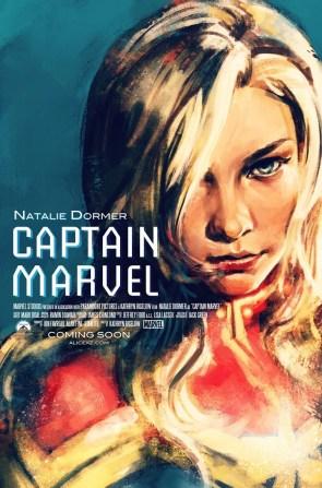 Natalie Dormer as Captain Marvel