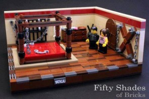 Fifty Shades Of Brick