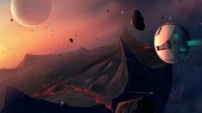 Science Fiction Illustrations