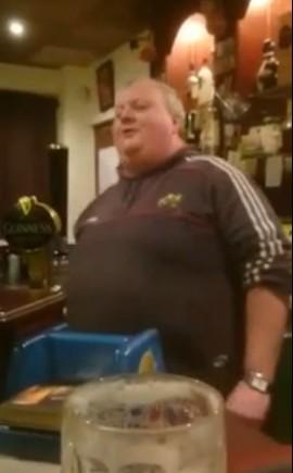 Singing Irish Bartender