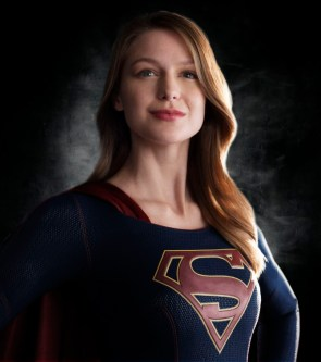 First pics of Melissa Benoist as Supergirl