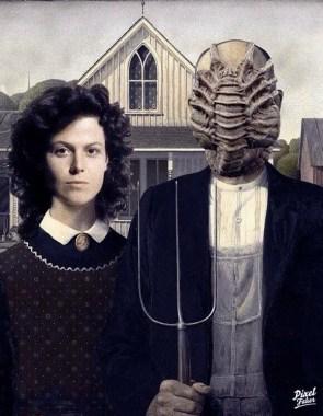Alien Gothic