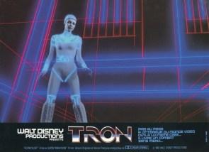 Tron lobby card