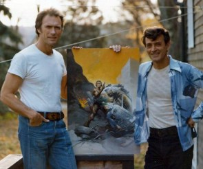 Clint and Frank